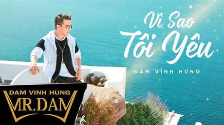 Đàm Vĩnh Hưng - Lyrics video: Vì sao tôi yêu