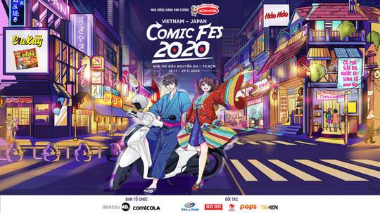 Ngày Hội Truyện Tranh Việt - Nhật 2020 - Trailer