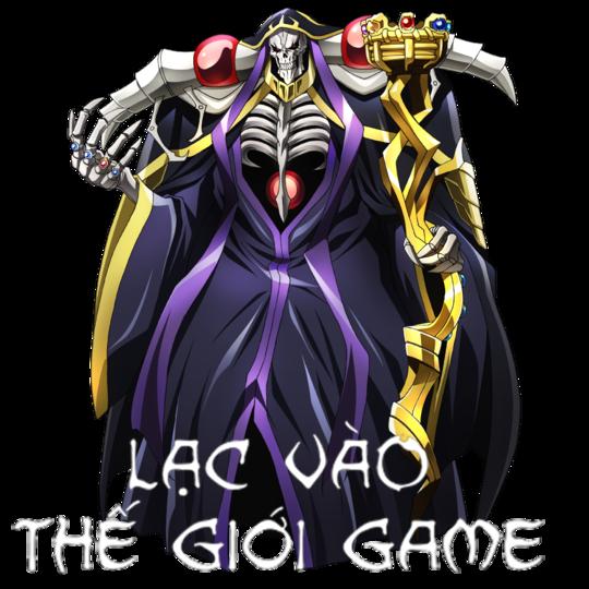 Overlord - Lạc Vào Thế Giới Game