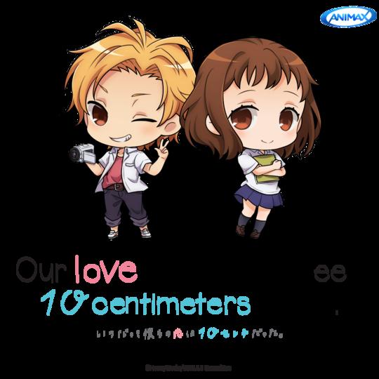 รักเราห่างกันแค่สิบเซน | Our Love Has Always Been 10 Centimeters Apart
