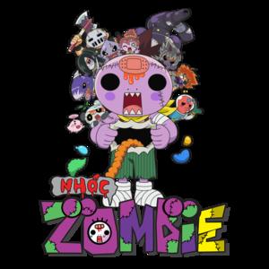 ZoZo Zombie - Nhóc Zombie